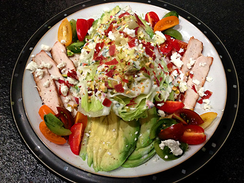 Cobb Salad with Avocado